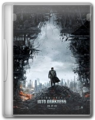 Capa do Filme Star Trek Into Darkness