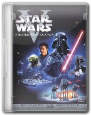 Capa do Filme Star Wars: Episódio V O Império Contra-Ataca