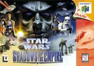 Star Wars Shadows of the Empire USA