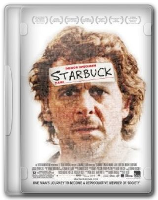 Capa do Filme Starbuck
