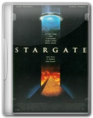 Capa do Filme Stargate A Chave para o Futuro da Humanidade