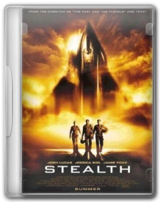 Capa do Filme Stealth Ameaça Invisível