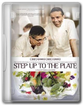 Capa do Filme Step Up to the Plate