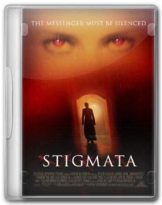 Capa do Filme Stigmata