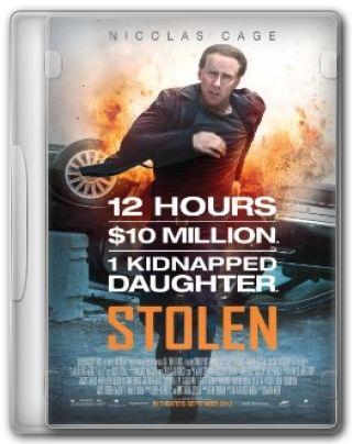 Capa do Filme Stolen