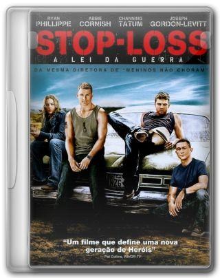 Capa do Filme Stop-Loss - A Lei da Guerra