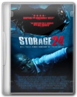 Capa do Filme Storage 24