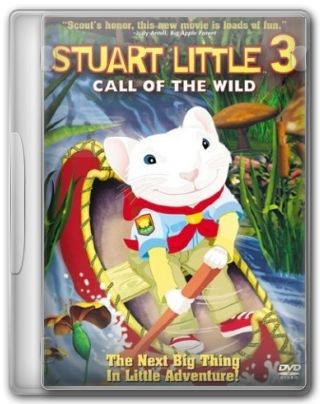 Capa do Filme Stuart Little 3