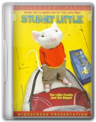 Capa do Filme Stuart Little
