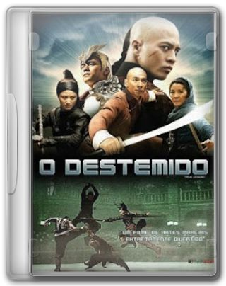 Capa do Filme O Destemido