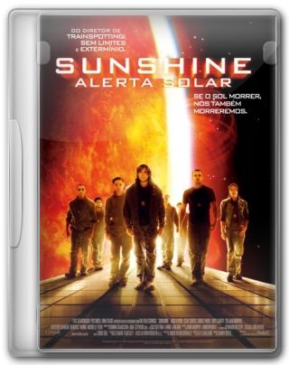 Capa do Filme Sunshine Alerta Solar
