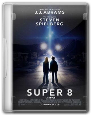 Capa do Filme Super 8