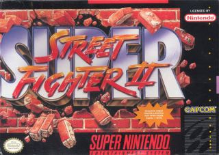 Super Street Fighter 2 The New Challengers SNES ROMS