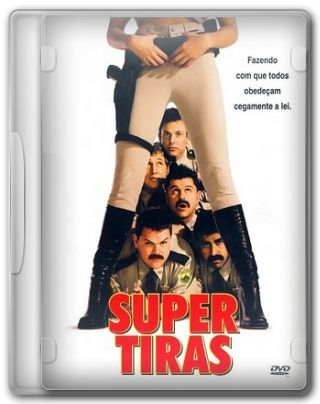 Capa do Filme Super Tiras