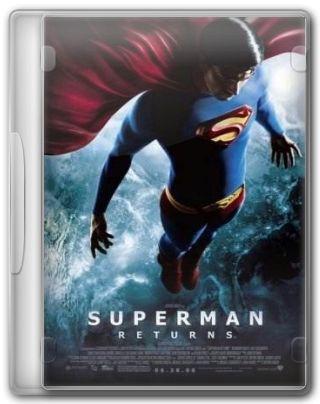 Capa do Filme Superman O Retorno