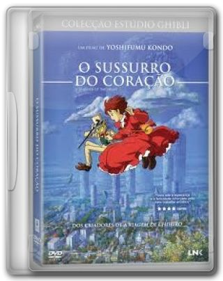 Capa do Filme Sussurros do Corao