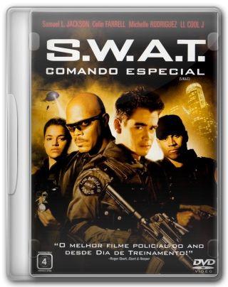 Capa do Filme SWAT - Comando Especial