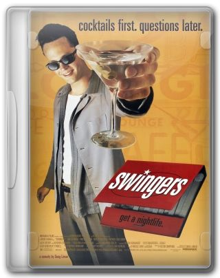 Capa do Filme Swingers Curtindo a Noite