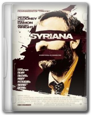 Capa do Filme Syriana A Indústria do Petróleo