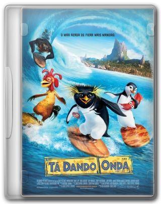 Capa do Filme Tá Dando Onda