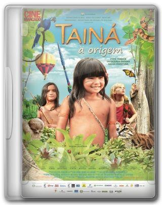 Capa do Filme Tainá 3 A Origem