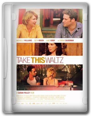 Capa do Filme Take This Waltz