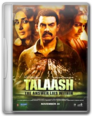 Capa do Filme Talaash