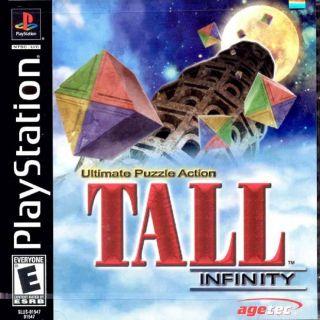 Capa Jogo Tall Infinity PS1
