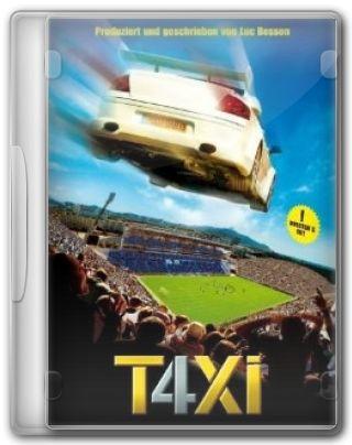 Capa do Filme Taxi 4