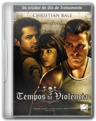 Capa do Filme Tempos de Violência