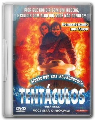 Capa do Filme Tentáculos