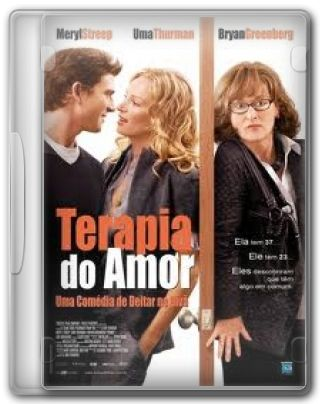 Capa do Filme Terapia do Amor