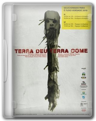 Capa do Filme Terra Deu, Terra Come