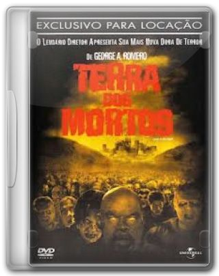 Capa do Filme Terra dos Mortos