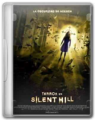 Capa do Filme Terror em Silent Hill