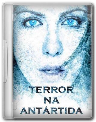 Capa do Filme Terror na Antártida