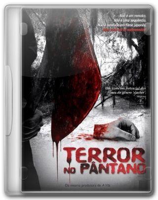 Capa do Filme Terror no Pântano