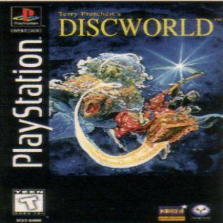 Capa Jogo Terry Pratchetts Discworld PS1
