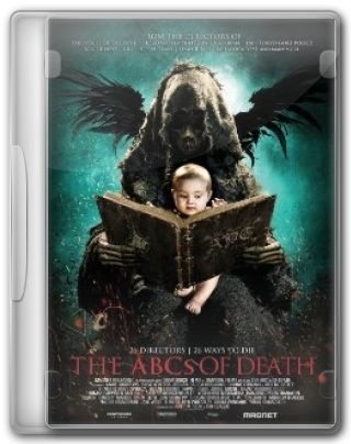 Capa do Filme The ABCs of Death