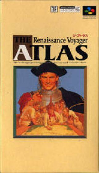 The Atlas Renaissance Voyager SNES ROMS