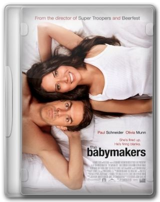 Capa do Filme The Babymakers