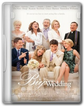 Capa do Filme The Big Wedding
