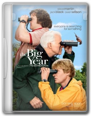Capa do Filme The Big Year