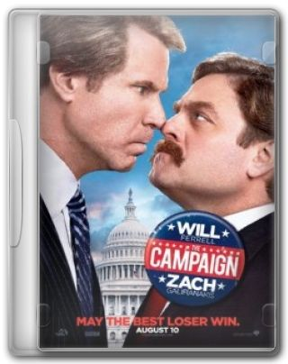 Capa do Filme The Campaign