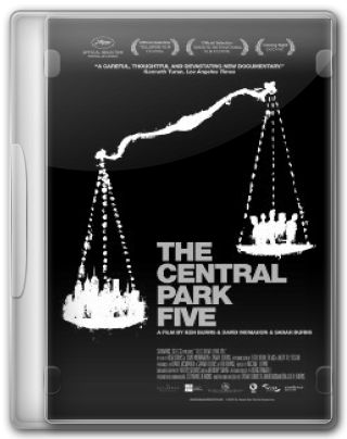 Capa do Filme The Central Park Five