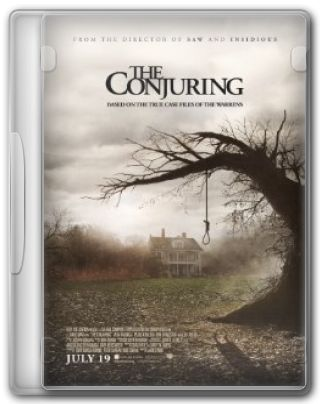 Capa do Filme The Conjuring