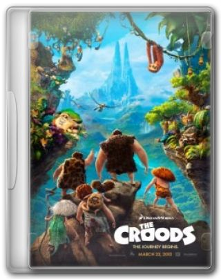 Capa do Filme The Croods
