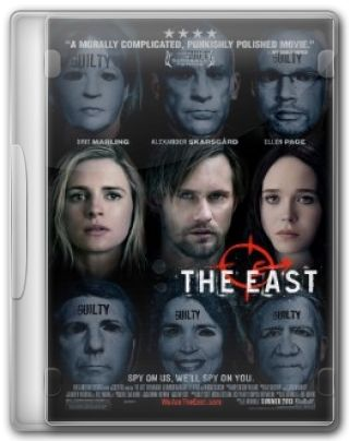 Capa do Filme The East