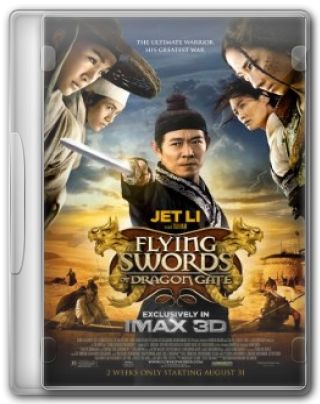 Capa do Filme The Flying Swords of Dragon Gate