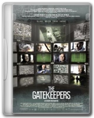 Capa do Filme The Gatekeepers